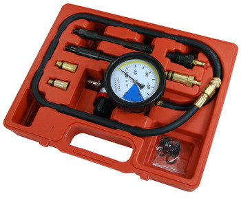 Compression Test Kit - 7pc - Petrol - Diesel