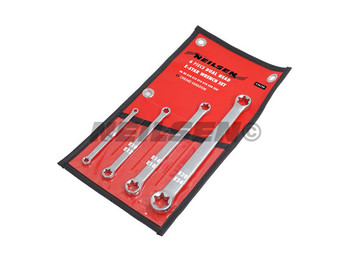E TORX Wrench Set 4pc