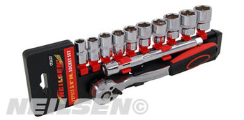 "Socket Set - 12pc 3/8"" Drive"