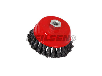 Rotary Cup Brush - 100mm