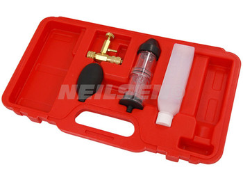 Combustion Leakage Tester