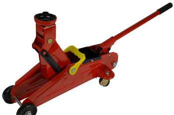 Red Star 2 Ton Hydraulic Floor Jack
