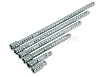 "Extension Bar Set  6pc - 3/8"" Drive"