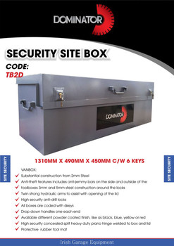 Security Site Box