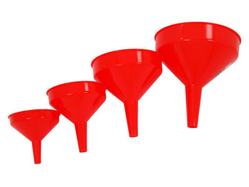 Plastic Funnel Set
