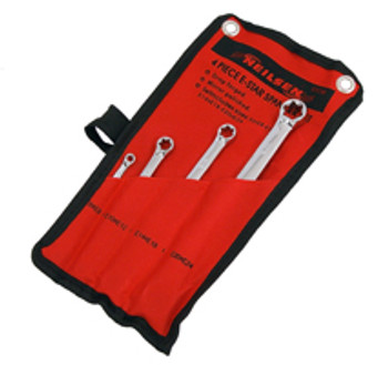 4pc E Star Wrench Set