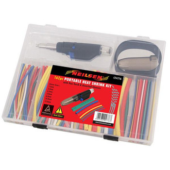 Portable Heat Shrink Kit - 160pc