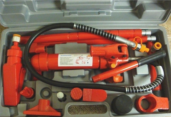4 Ton Hydraulic Body Repair Kit Porta power