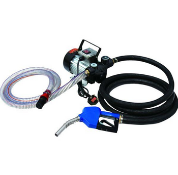230v Diesel Electric Fuel Transfer Pump Oil Dispenser