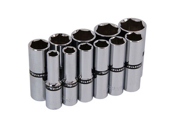 "Socket Set - 11pc 3/8""Drive SAE"