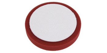 "6"" Hexagon Velcro Foam Pad (Maroon)"