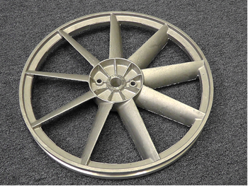 Air Compressor Flywheel