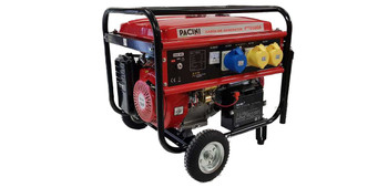 Pacini 6.5KVA Petrol 13HP Generator, Electric start