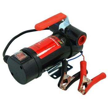 12v Diesel Electric Fuel Transfer Pump Oil Dispenser