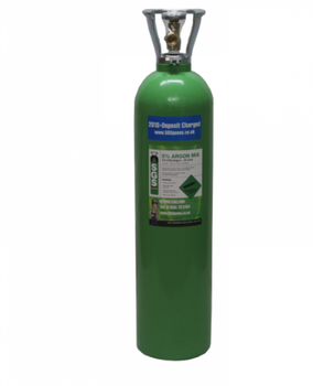 5% 20L CO2/Argon Mix Welding Gas
