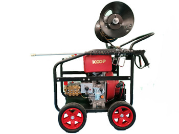 Diesel Power Washer 3600PSI with Annovi Reverberi Pump