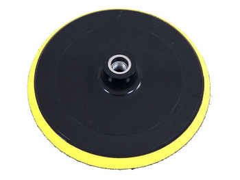 180mm Replacement Velcro Disc for 230V Electric Polisher