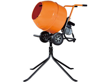 Electric Cement Mixer with Stand 110v