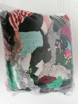 Mixed Color Bag Of Rags 9KG