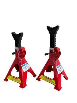 3 Ton Axle Stands with Safety Pin (pair)