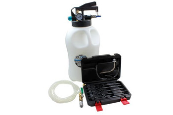 10LTR PNEUMATIC FLUID EXTRACTOR AND DISPENSER SYSTEM