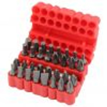 33 Piece Screwdriver Bit Set