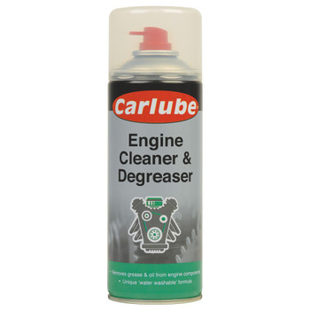 Engine Cleaner & Degreaser 400ml