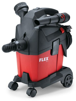 Flex Compact vacuum cleaner with manual filter cleaning