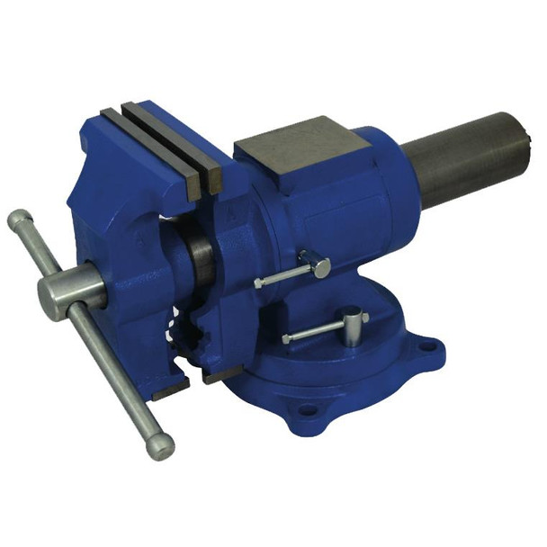 """Eclipse 5"""" Multi-Purpose Vice with Angle & Pipe Jaws"""