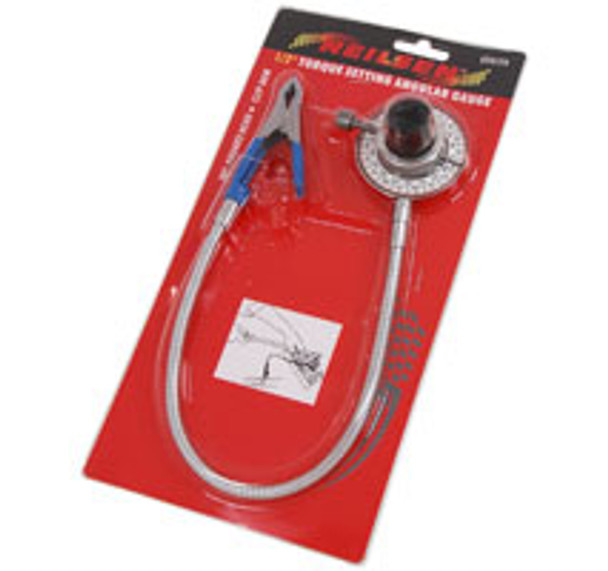 """Torque Angle Gauge - 1/2"""" Dr with Clip"""
