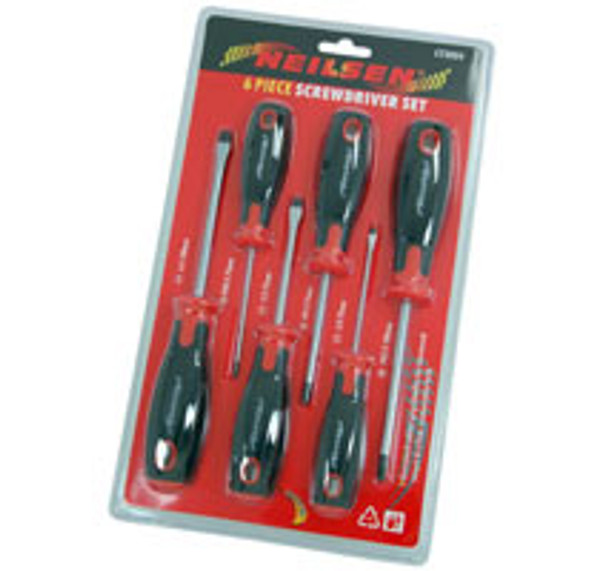 Screwdriver Set - 6pc