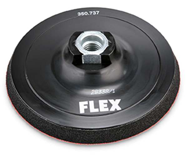 125mm Velcro pad for grinding, polishing or sealing