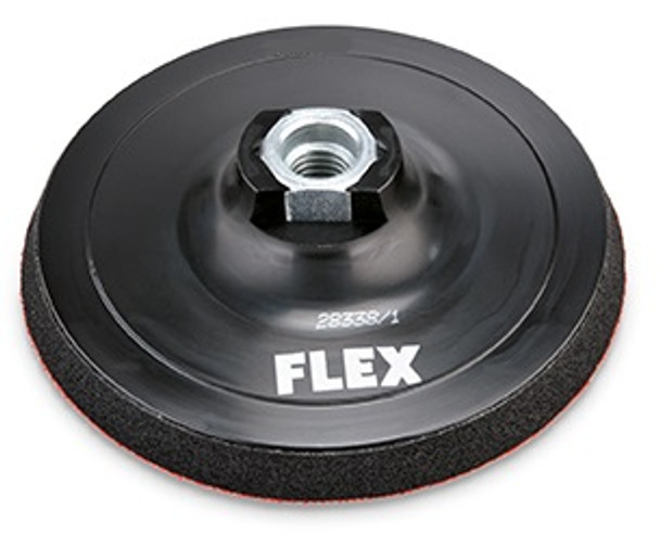 150MM Velcro pad for grinding, polishing or sealing.