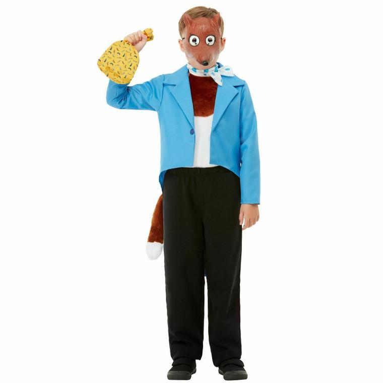 Roald Dahl Fantastic Mr Fox Costume Kit