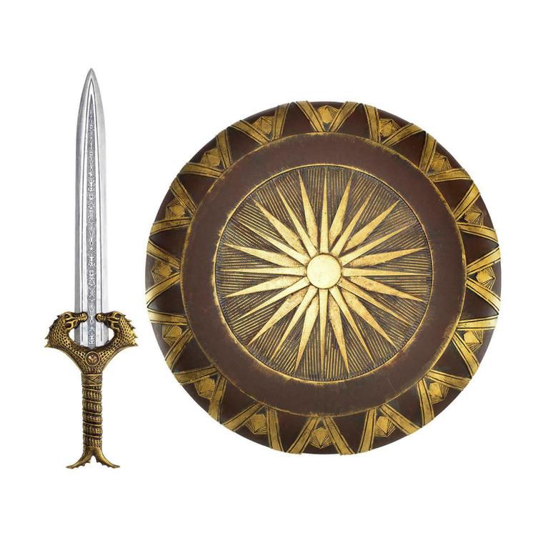 Wonder Woman Sword And Shield Set