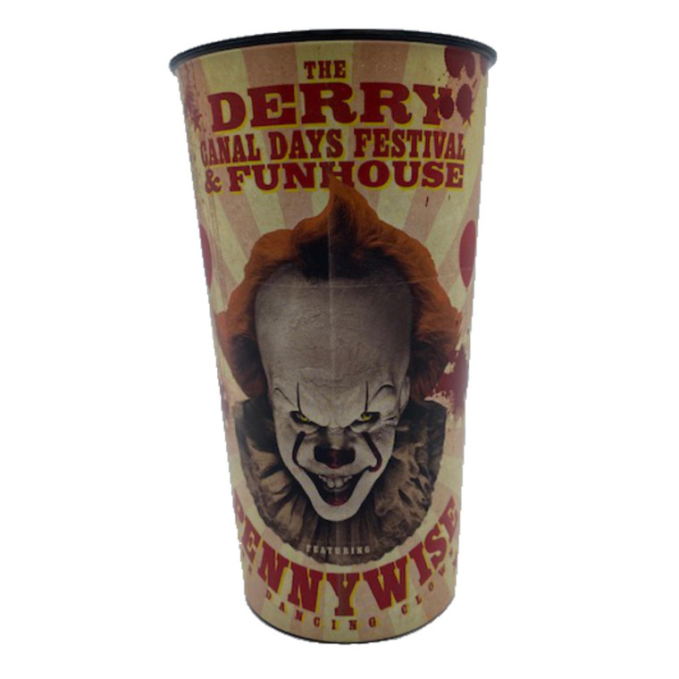 IT Chapter 2 Plastic Funhouse Cups Party Halloween Themed Decoration