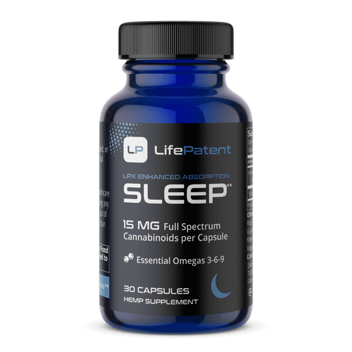 LP Sleep with Enhanced Absorption - 30ct Bottle