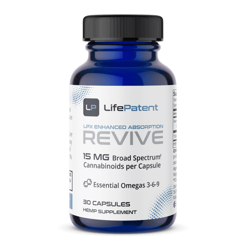 Revive with LPX Enhanced Absorption Technology - 30ct Bottle