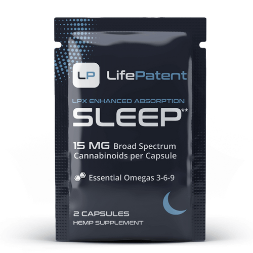 LP Sleep with Enhanced Absorption - 2ct Sample
