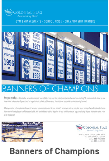 Banners of Champions