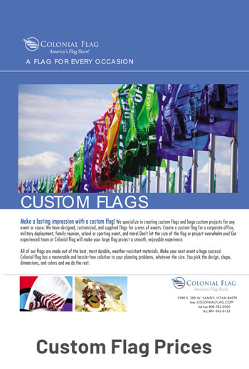 Custom Flag Prices