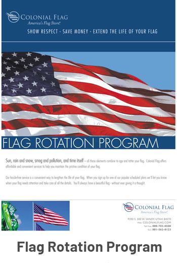 Flag Rotation Programs