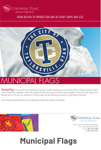 Municipal Flags