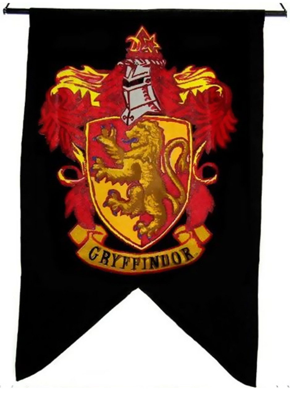 Harry Potter Gryffindor House Banner