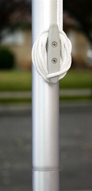 2 Inch Diameter Sectional Flagpoles