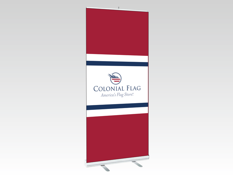 Retractable Pop Up Banners