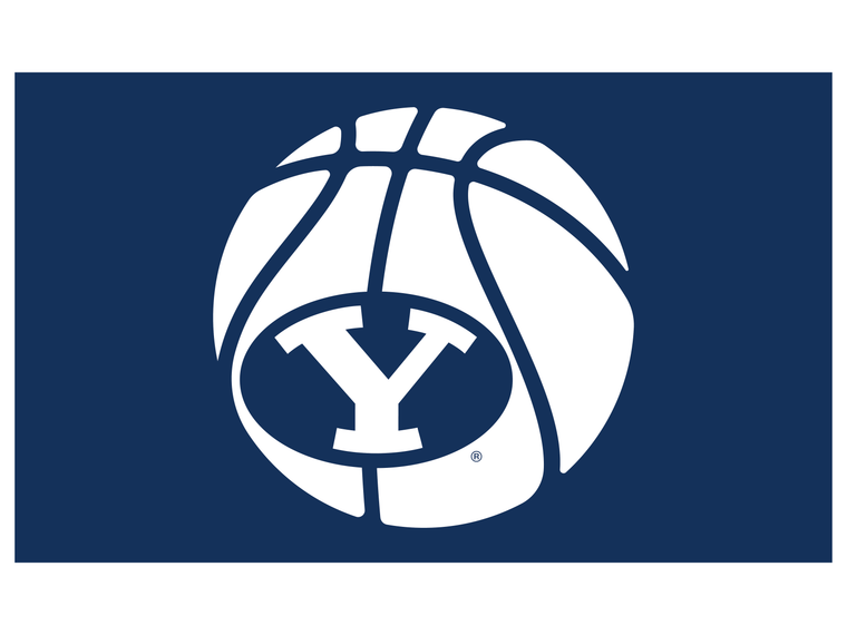 Brigham Young University Basketball Flag