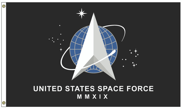 Space  Force Flags
