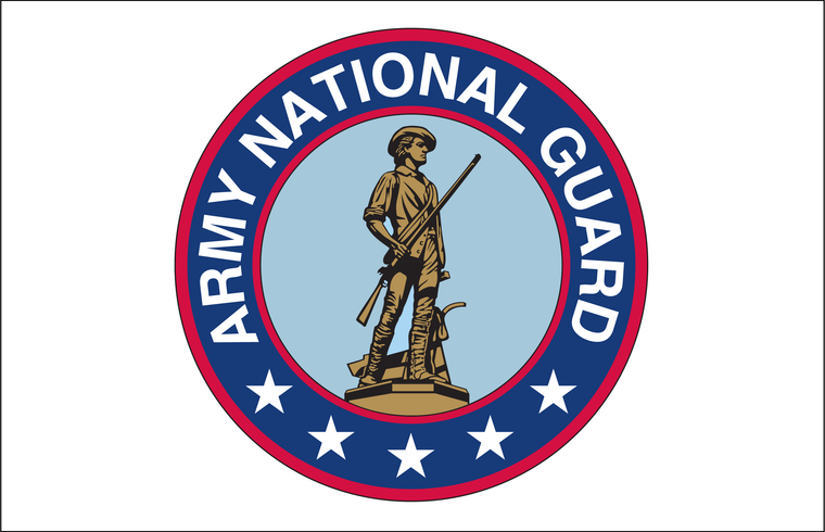 Army National Guard Flag