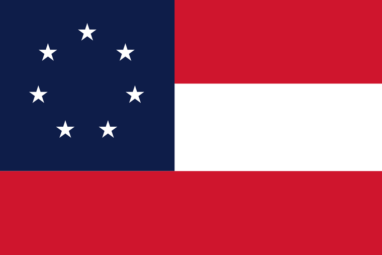 Stars and Bars Flags